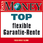 FOCUS MONEY - Canada Life - TOP flexible Garantie-Rente